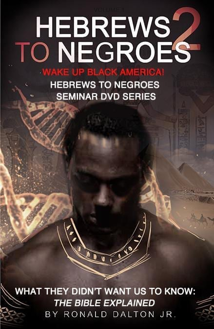 Hebrews to Negroes: Wake Up Black America - The Movie Documentary (Standard  DVD)