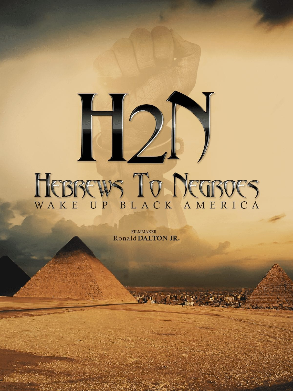 Hebrews to Negroes: Wake Up Black America - The Movie Documentary (Blu-Ray)